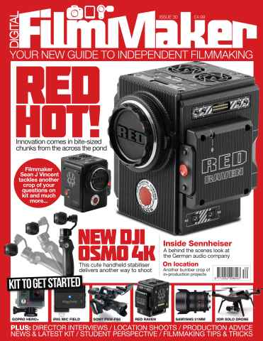 Digital FilmMaker issue dfm issue 30
