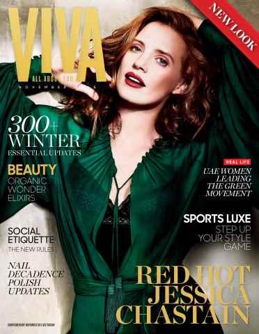 VIVA Magazine Middle East issue November 2015