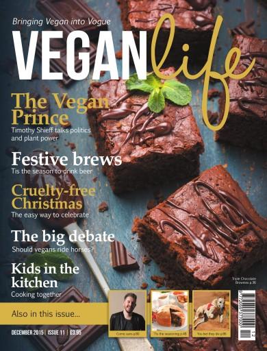 Vegan Life issue December 15