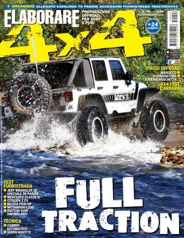 Elaborare 4x4 issue Elaborare 4x4 Novembre-Dicembre 2015