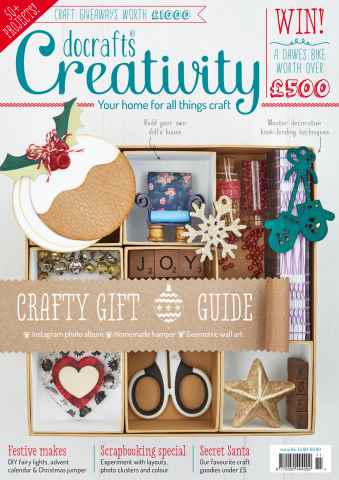 docrafts® Creativity issue November 2015