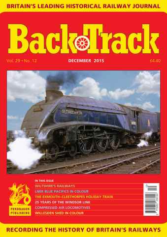 Backtrack issue December 2015