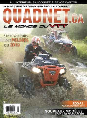 Quadnet issue Dec jan 2016