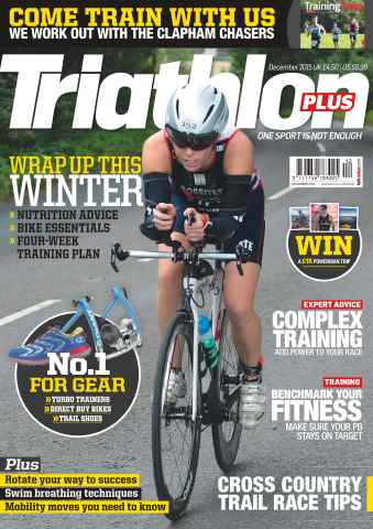 Triathlon Plus issue No. 87 Wrap up this Winter