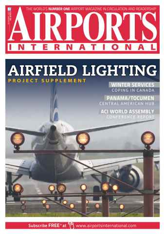 Airports International issue November 2015