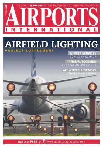 Airports International issue November 2015