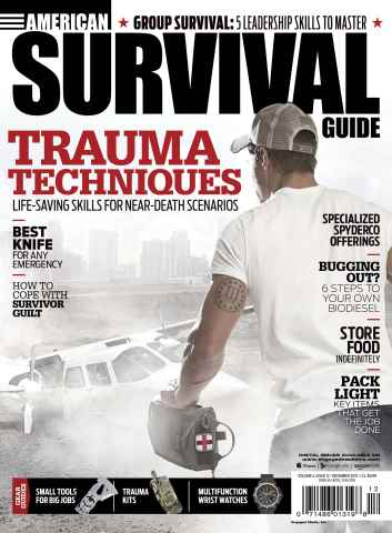 American Survival Guide issue December 2015