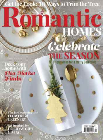 Romantic Homes issue December 2015