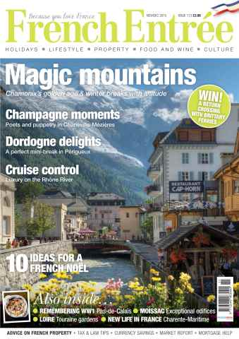 FrenchEntree issue Issue 113: Nov/Dec 2015
