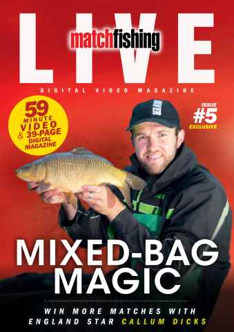 Match Fishing Live issue Issue 5