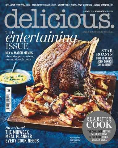 Delicious Magazine issue November 2015