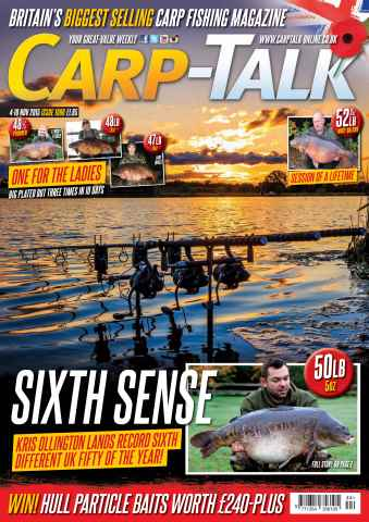 Carp-Talk issue 1096