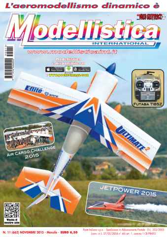 Modellistica International issue Modellistica Novembre  2015