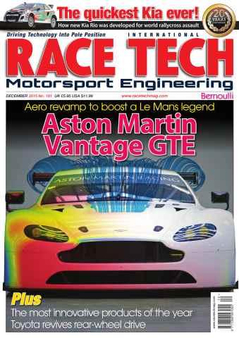 Race Tech issue 181