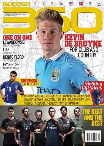 Soccer 360 issue Issue 60 - Nov / Dec