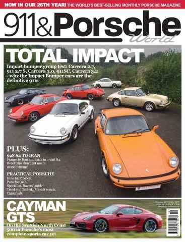 911 & Porsche World issue 911 & Porsche World Issue 261 December 2015