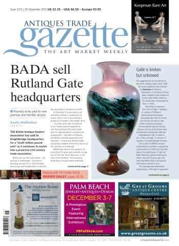 Antiques Trade Gazette issue 2215