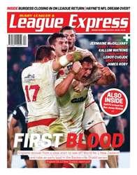 League Express issue 2991