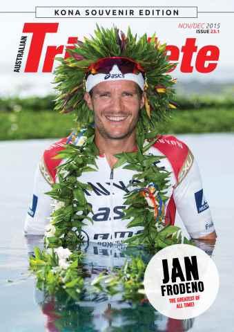 Australian Triathlete issue Australian Triathlete 23.1