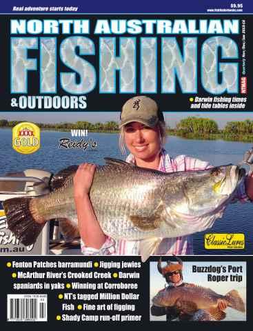 North Australian Fishing and Outdoors issue Nov/Dec/Jan 2015