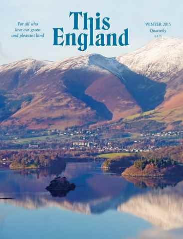 This England issue Winter 2015