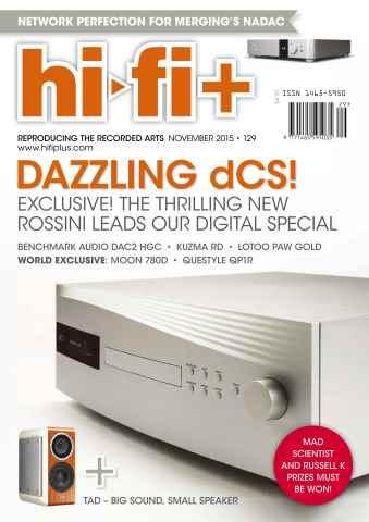 Hi-Fi Plus issue HiFi+ 129