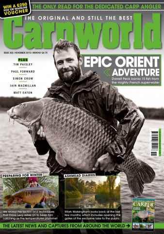 Carpworld issue Carpworld November 2015