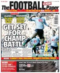The Football League Paper issue 1st November 2015