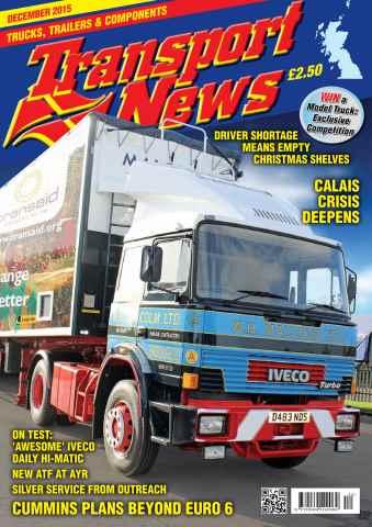 Transport News issue December 2015