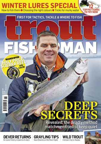 Trout Fisherman issue 477