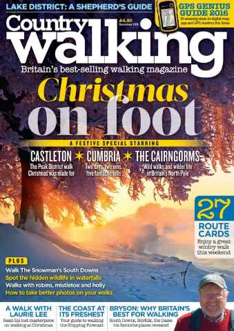 Country Walking issue December 2015