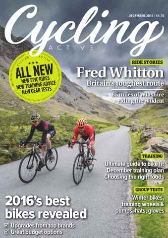 Cycling Active issue December 2015