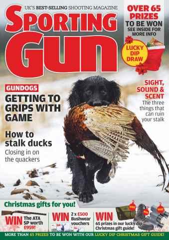 Sporting Gun issue December 2015