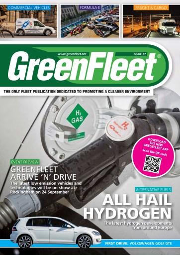 GreenFleet Magazine issue GreenFleet 87