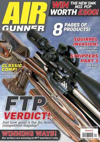 Airgunner issue December 2015