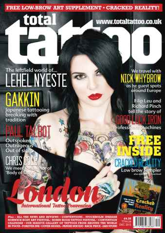 Total Tattoo issue The London Show Issue