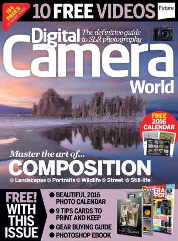 Digital Camera World issue December 2015