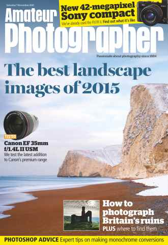 Amateur Photographer issue 7th November 2015
