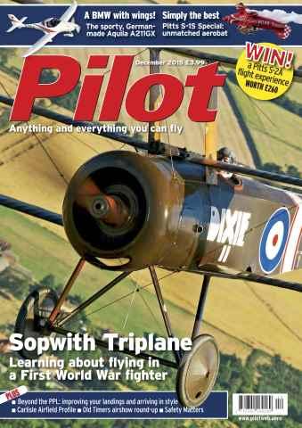 Pilot issue December 2015