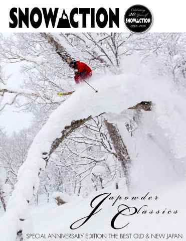 Snow Action issue Japowder Classics Special Edition