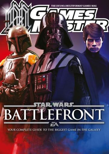 GamesMaster issue December 2015