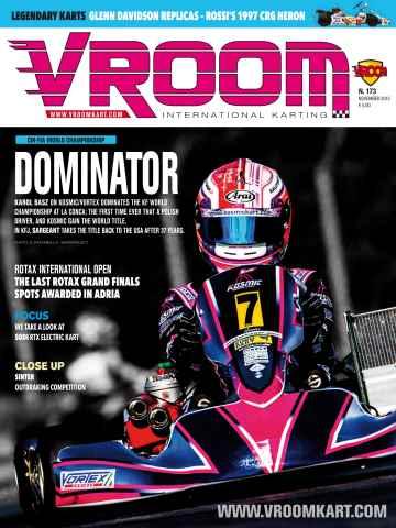 Vroom International issue n. 173 - November 2015