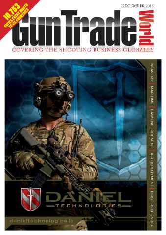 Gun Trade World issue December 2015