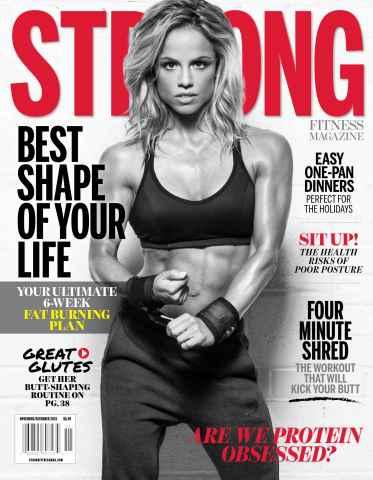 Strong Fitness issue November/December 15