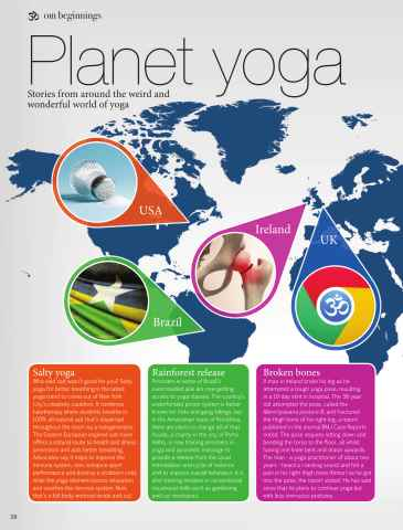 OM Yoga UK Magazine Preview 28