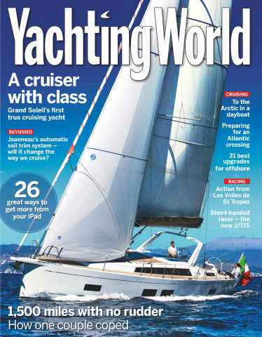 Yachting World issue December 2015