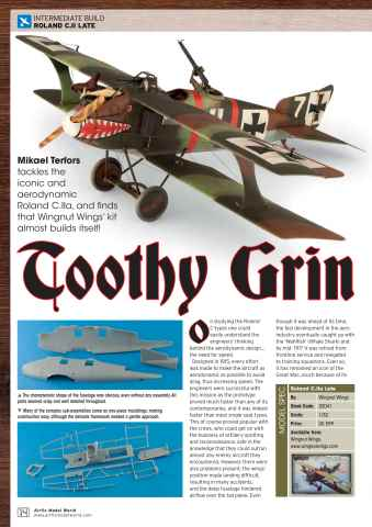 Airfix Model World Preview 14