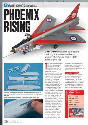 Airfix Model World Preview 52