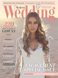 Modern Wedding issue Modern Wedding - Issue 69
