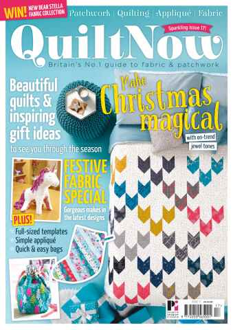Quilt Now issue 17